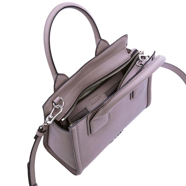 43097ca9bdf3 Karl Lagerfeld Women s K Klassik Mini Tote Bag - Rosy Brown  Image 5