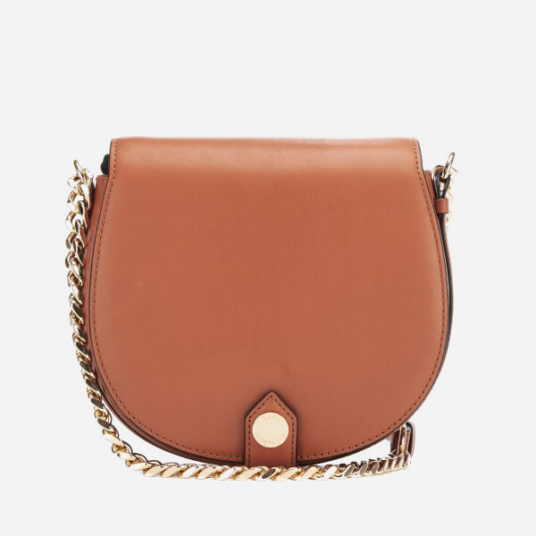 Karl Lagerfeld Women's K/Chain Small Shoulder Bag - Cuoio