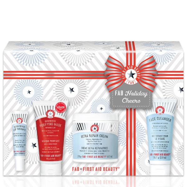 First Aid Beauty FAB Holiday Cheers Kit (Worth $82)
