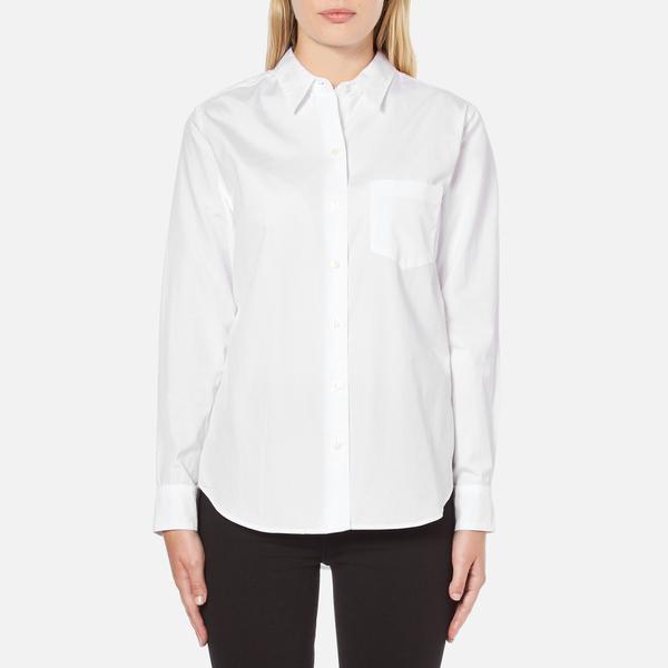 Levi's Women's Sidney 1 Pocket Boyfriend Shirt - Bright White