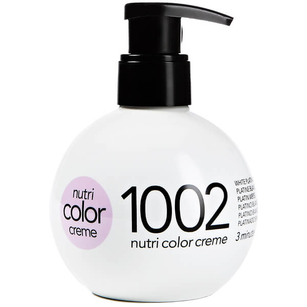 Nutri Color Crème Revlon Professional 1002 White Platinum 250 ml