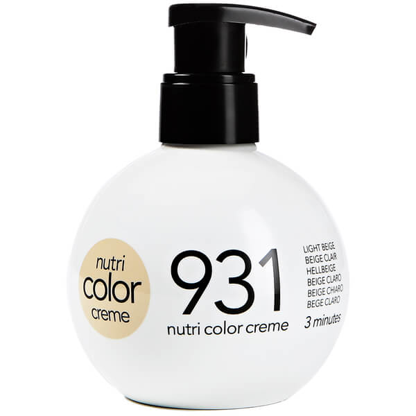 Revlon Professional Nutri Color Creme 931 Light Beige 250ml