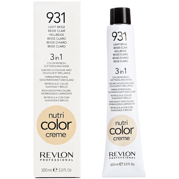 Nutri Color Creme 931 Beige de Revlon Professional 100 ml