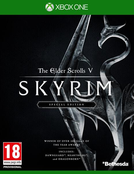 The Elder Scrolls V - Édition Spéciale