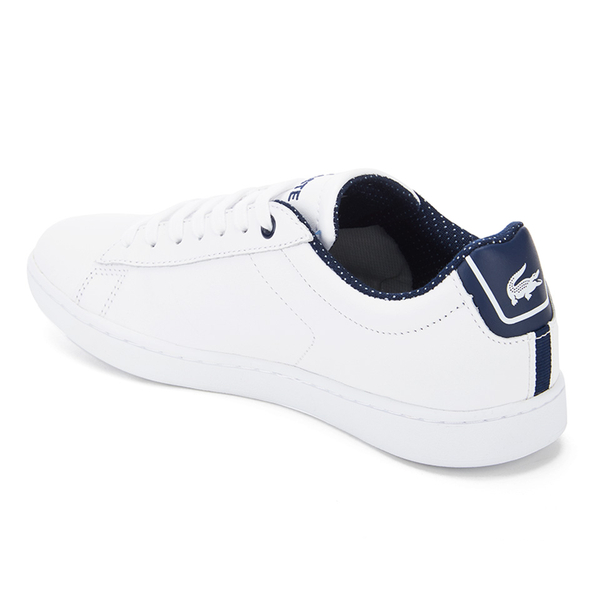 47d417d5402a6 Lacoste Women s Carnaby Evo 116 1 SPW Court Trainers - White  Image 4