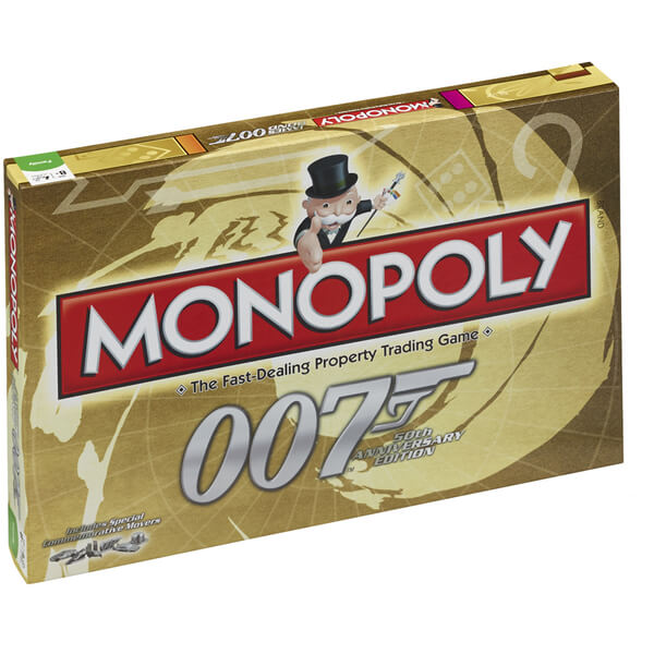 Monopoly - James Bond Edition
