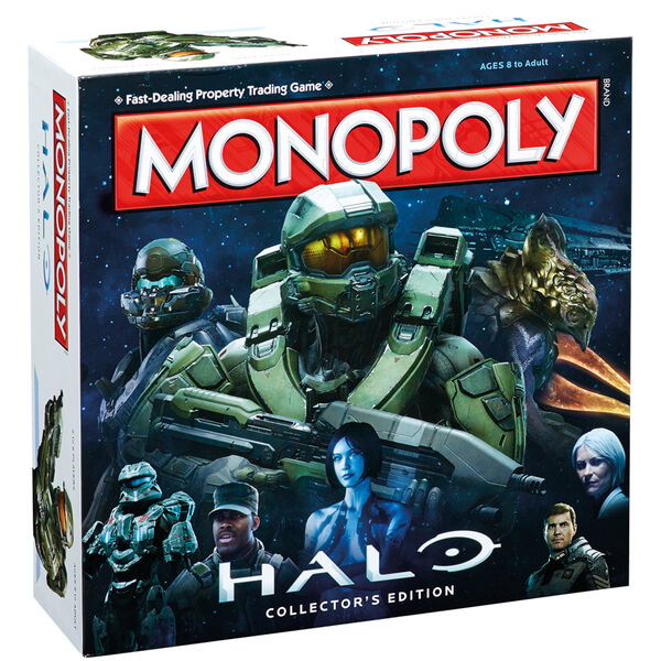 Monopoly - Halo Edition