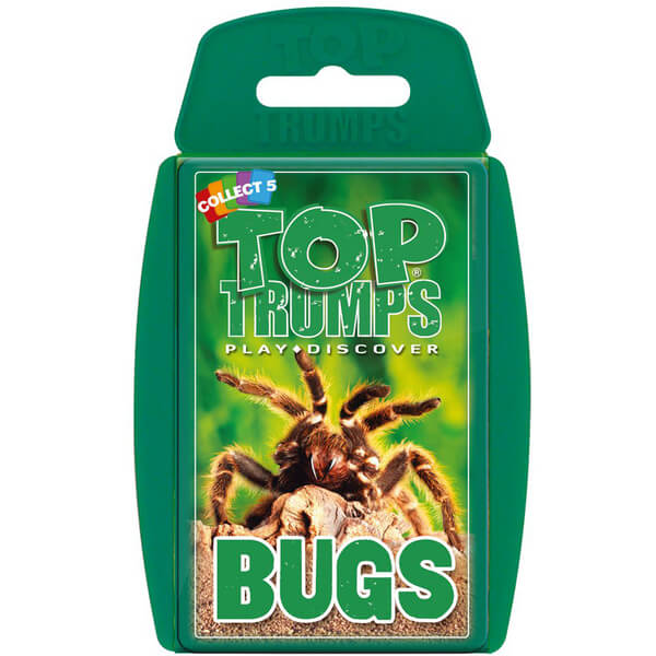 Classic Top Trumps - Bugs
