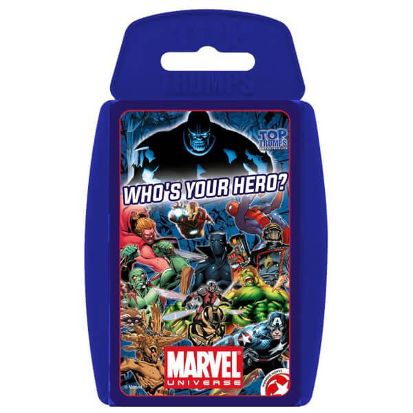 Top Trumps Specials - Marvel Universe