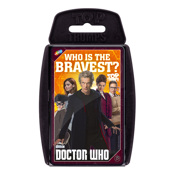 Top Trumps Specials - Doctor Who 9