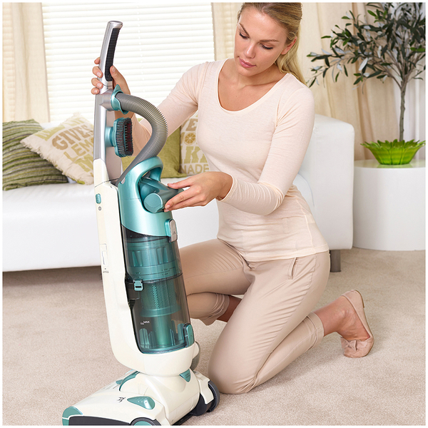hoover eco g bagless upright vacuum cleaner