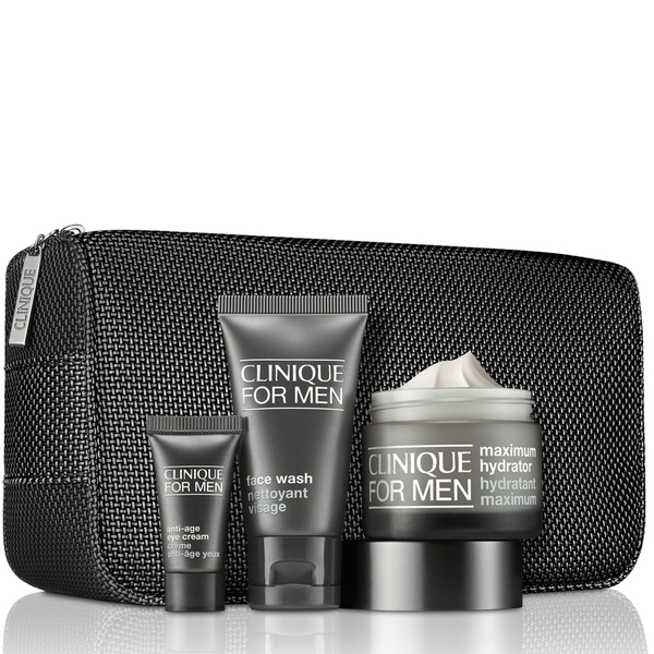 Clinique for Men Grand coffret de toilette pour la peau Pour Lui