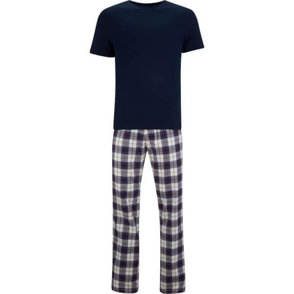UGG Men's Grant Sleepwear Set - Navy