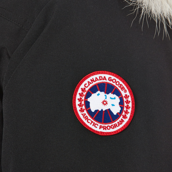 black badge canada goose jacket