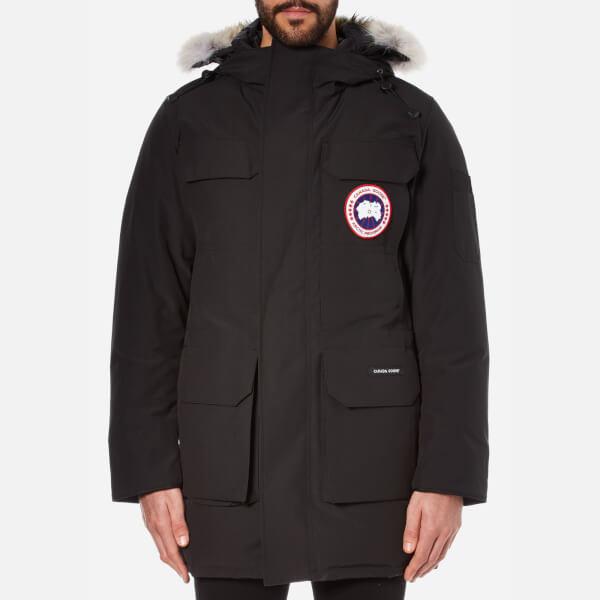 Canada Goose Men's Citadel Parka - Black