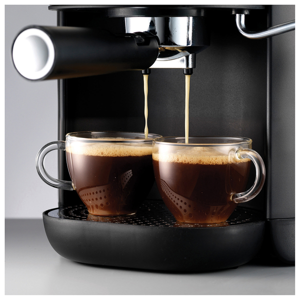 Morphy Richards Accents Coffee Maker Review : Morphy Richards 172004 Accents Brushed Espresso Coffee ...
