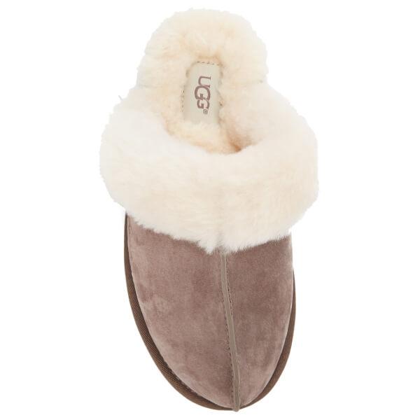 UGG Pantoufles Grey pour femmes en peau femmes de mouton 4045 Scuffette II Stormy Grey Womens 36fb8f2 - e7z.info