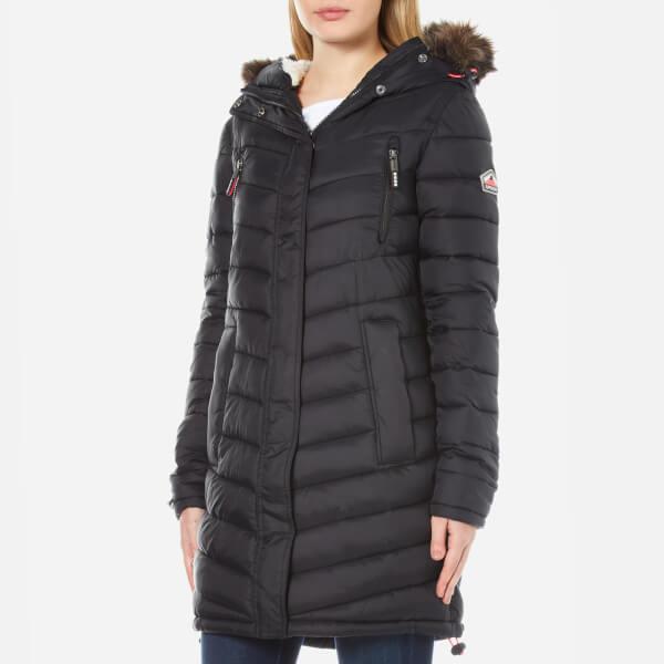 Long Black Jacket Womens