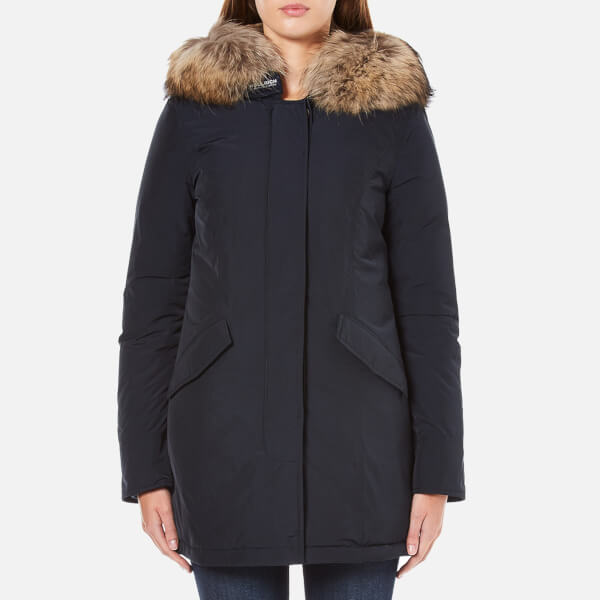 Woolrich Women's Luxury Arctic Parka - Midnight Blue