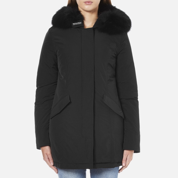 Woolrich Women's Luxury Arctic Parka - Fox Black