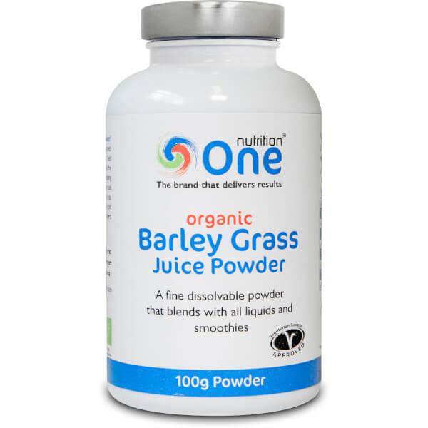 Barley Grass Juice Powder - 100g