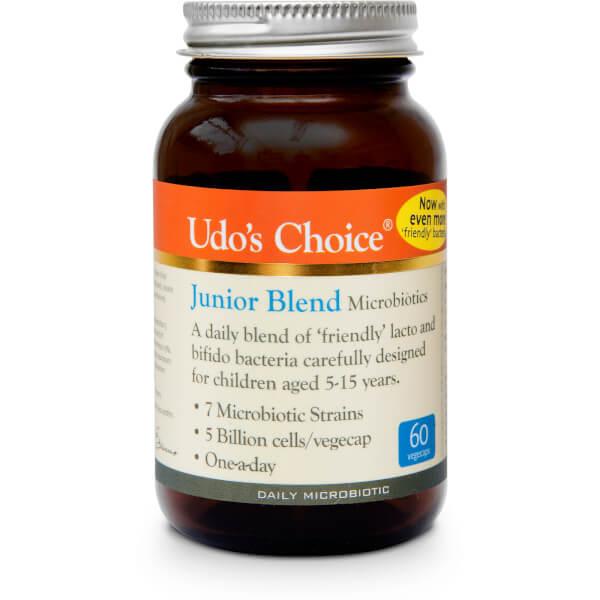 Udo's Choice Junior Blend Microbiotics - 60 Vegecaps