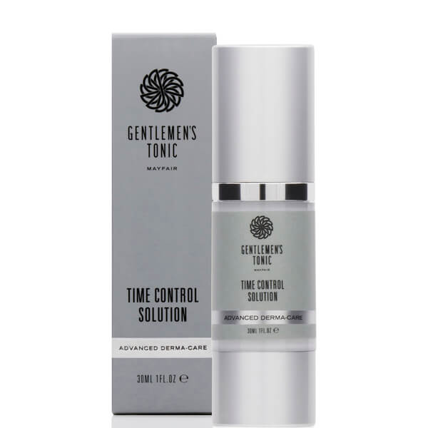Gentlemen's Tonic Advanced Derma Care Time Control Solution 30ml