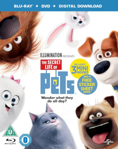 The Secret Life of Pets (Includes UV Copy)