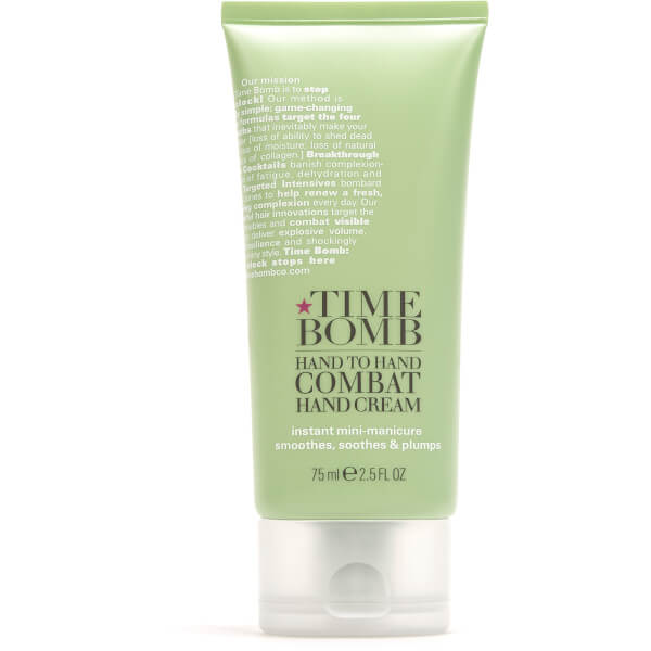 Time Bomb Hand to Hand Combat Hand Cream 75ml