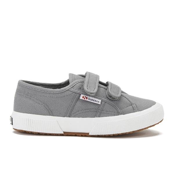 2750-cotu Classic, Girls Low-Top Trainers, Grey Sage, 13.5 UK Superga