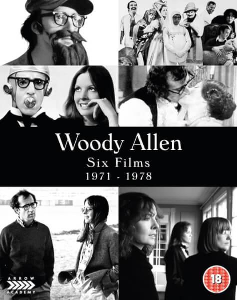 Woody Allen: Six Films 1971 - 1978