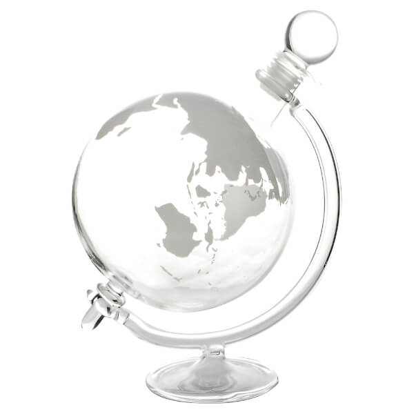 glass globe whisky decanter image 3 - Whisky Decanter