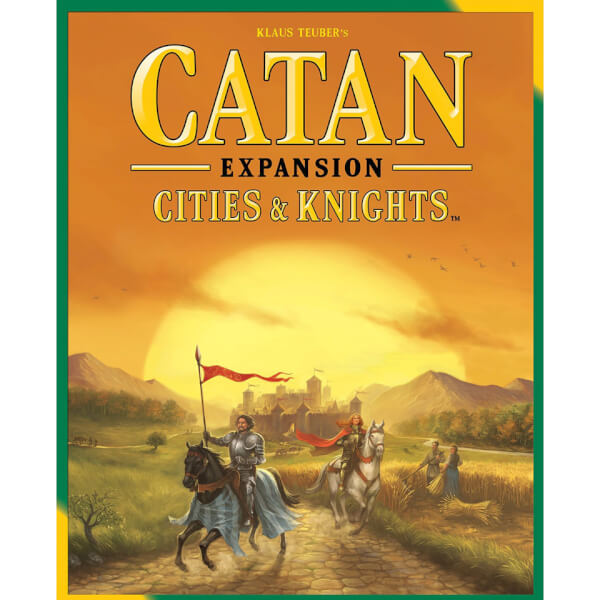 Settlers of Catan Cities & Knights Expansion Pack