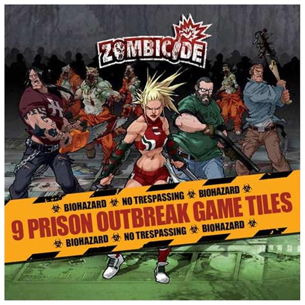 Prison Outbreak: Zombicide 2