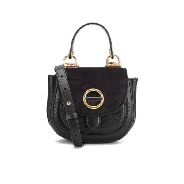 MICHAEL MICHAEL KORS Women's Isadore Small Top Handle Messenger Bag - Black