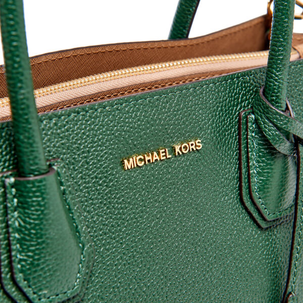 802a190f2efa MICHAEL MICHAEL KORS Women s Mercer Large Convertible Satchel - Moss  Image  3