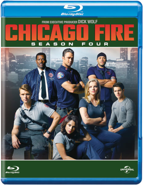 Chicago Fire - Season 4