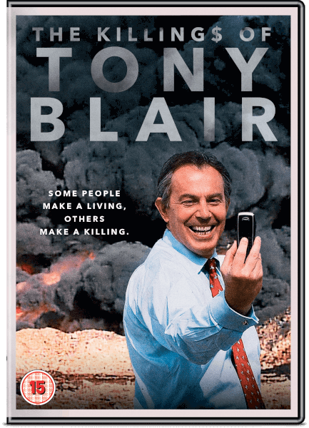 The Killings of Tony Blair DVD | Zavvi.com