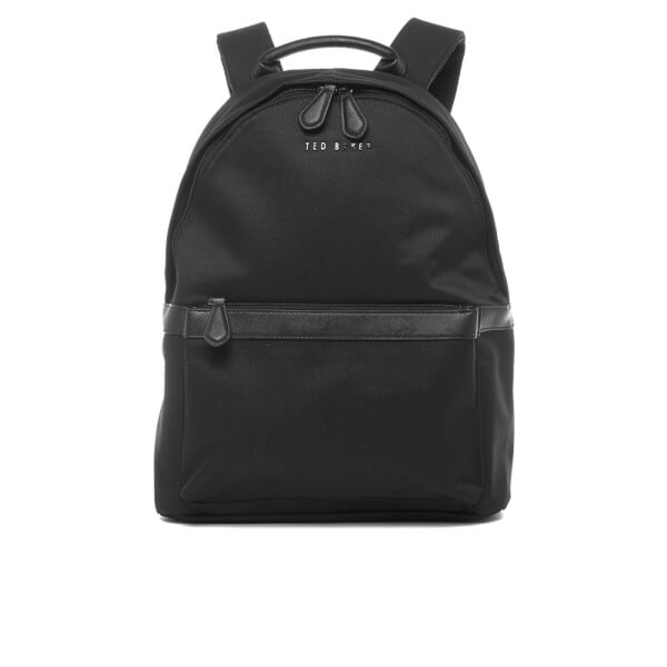 ted baker men 39 s seata nylon backpack black. Black Bedroom Furniture Sets. Home Design Ideas