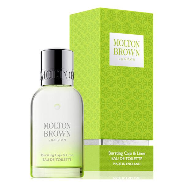 Molton Brown Bursting Caju & Lime Eau de Toilette 50ml