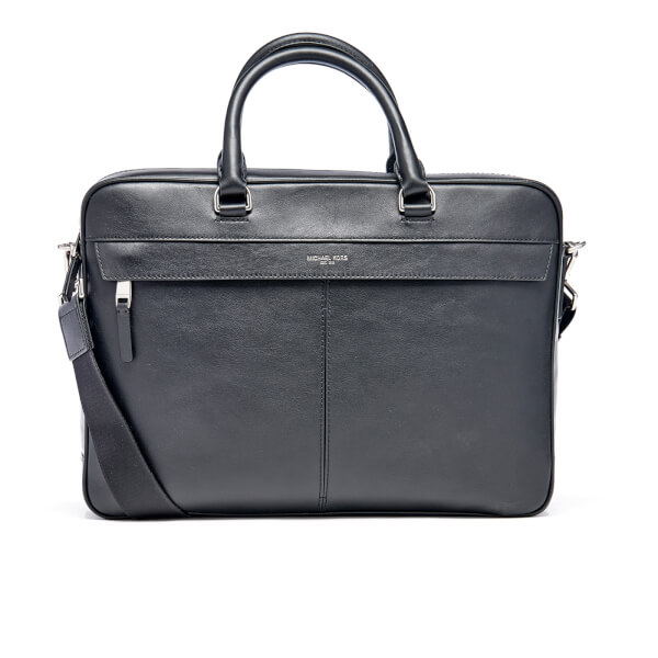 Michael Kors Men's Owen Large Briefcase - Black