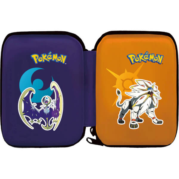 Nintendo 3DS XL Hard Pouch - Pokémon Sun and Pokémon Moon
