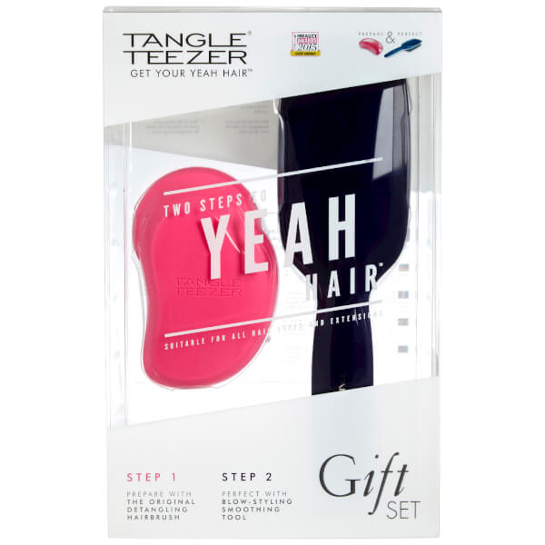 Tangle Teezer Prepare and Perfect Gift Set
