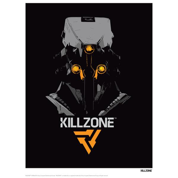 Affiche Killzone - Fine Art