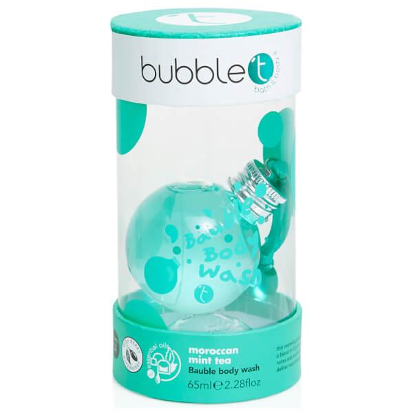 Bubble T Bath & Body - Solo Bauble 100ml (Moroccan Mint Tea)