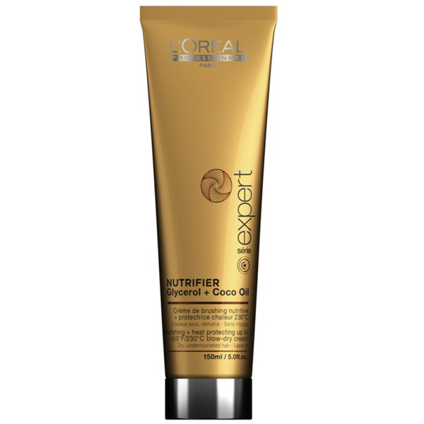 Crema de Secado Nutrifier de laSérie ExpertdeL'Oréal Professionnel150 ml