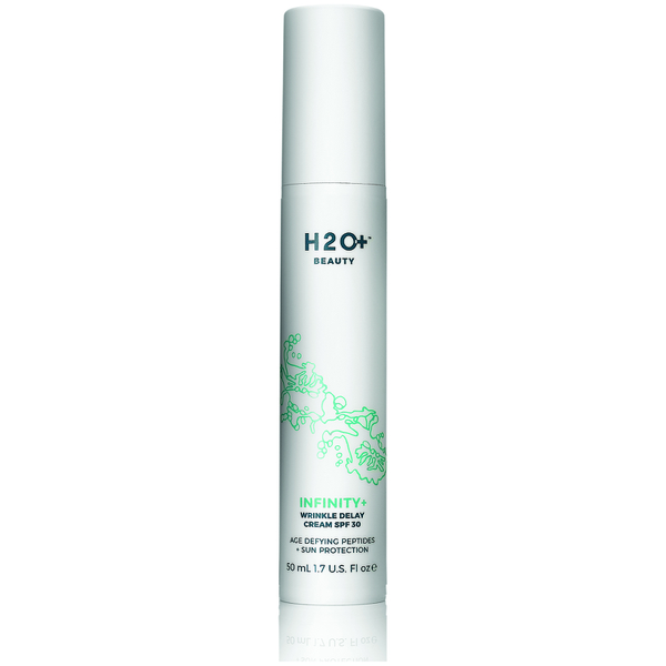 H2O+ Beauty Infinity+ Wrinkle Delay Cream SPF 30 1.7 Oz