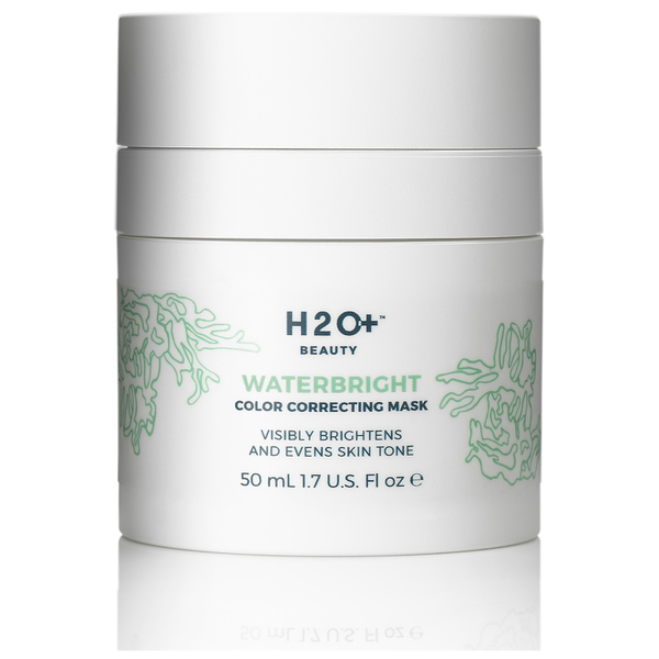 H2O+ Beauty Waterbright Colour Correcting Mask 1.7 Oz