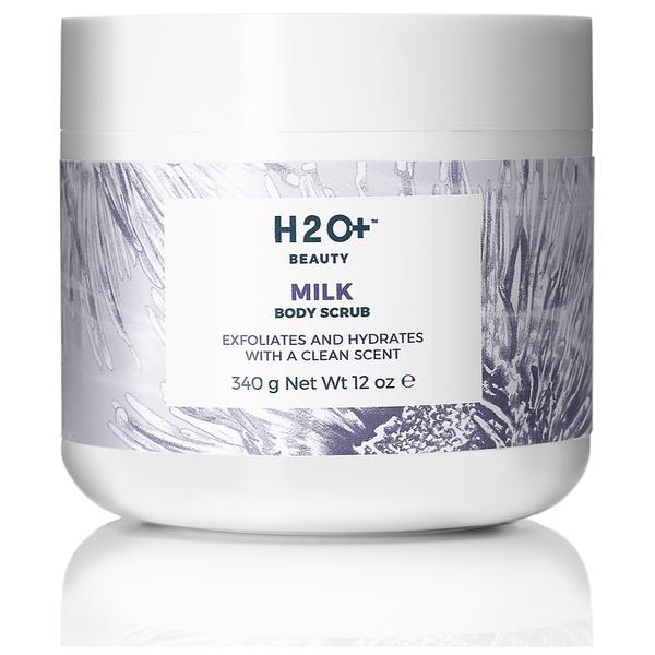 H2O+ Beauty Milk Body Scrub 12 Oz