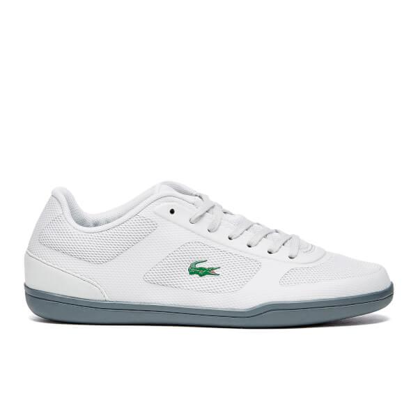 Lacoste Men's Court-Minimal Sport 416 Trainers - Light Grey